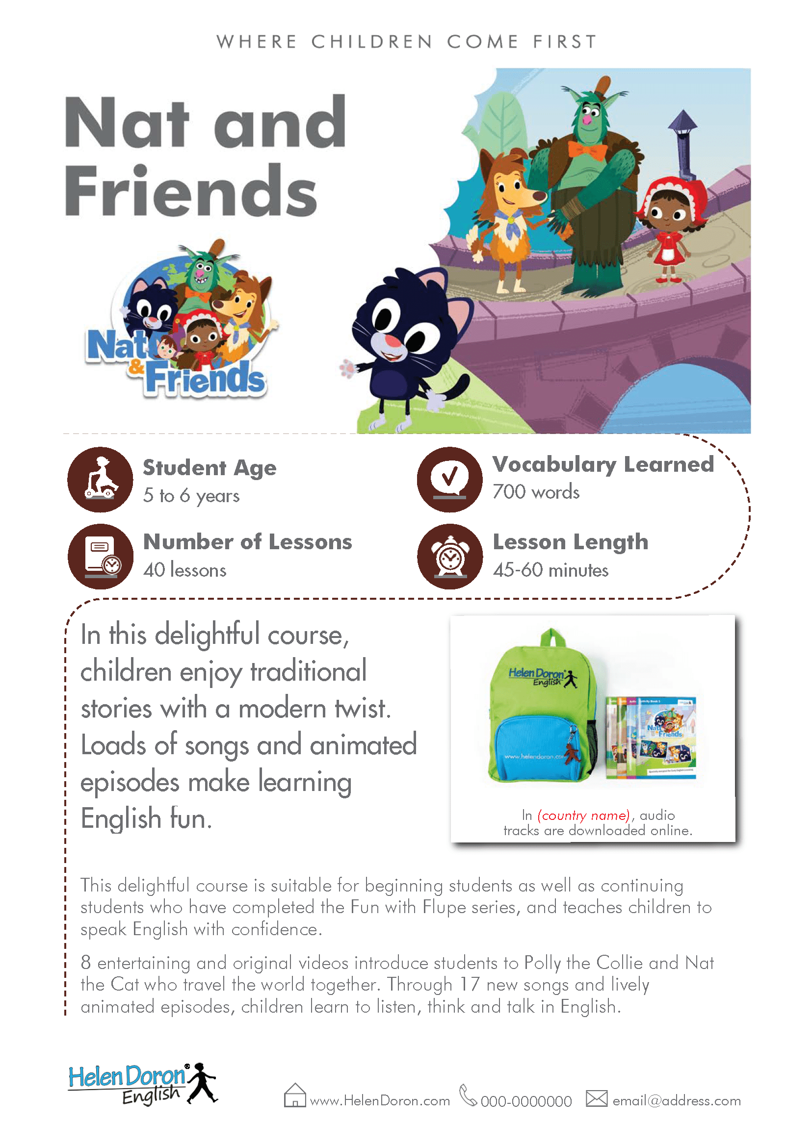 Download - Nat and Friends 