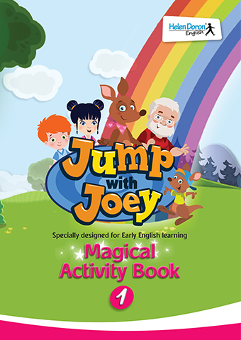 Look inside - Jump with Joey