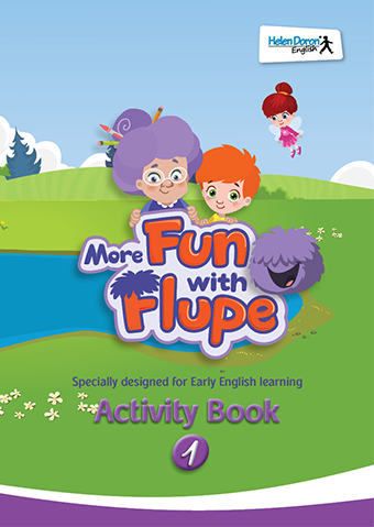 Look inside - More Fun with Flupe