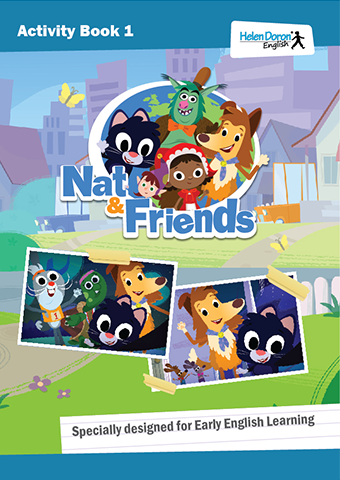 Look inside - Nat and Friends 