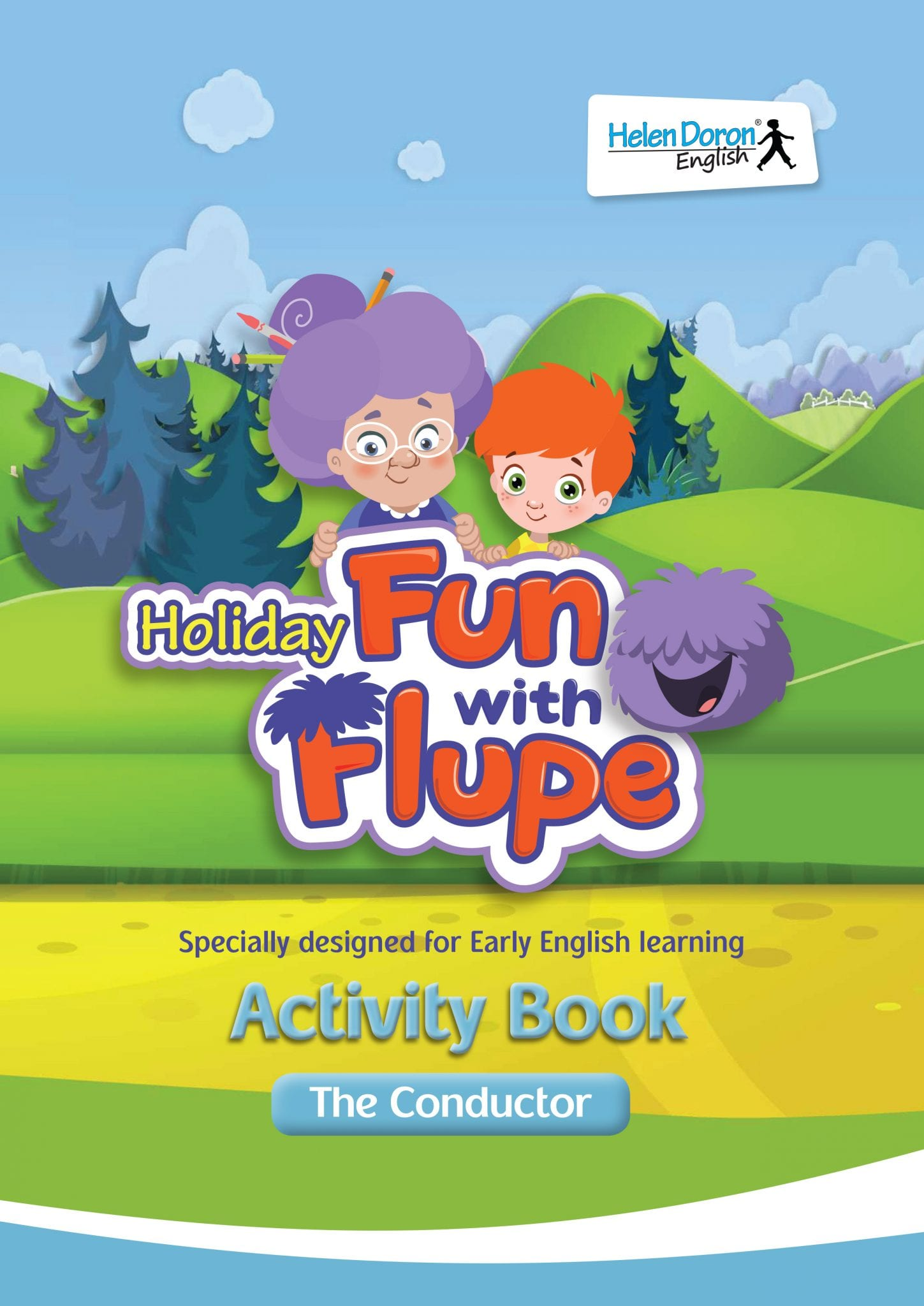 Holiday Fun with Flupe
