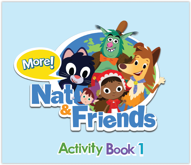 Look inside - More Nat and Friends